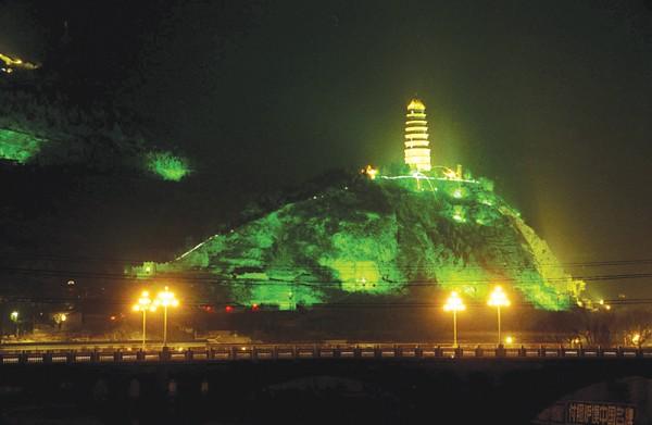延安宝塔山