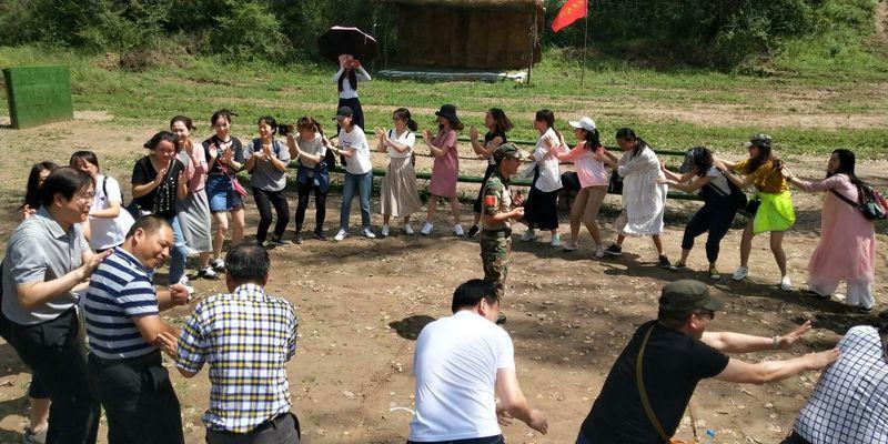 延安体验式教学——教学目的:体验式教学活动不仅让学员体验了战争